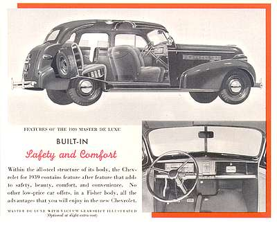 History and Facts about Chevrolet