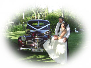 1941 Chev - Weddings